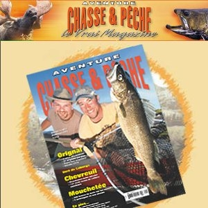 Aventure chasse et p&ecirc;che